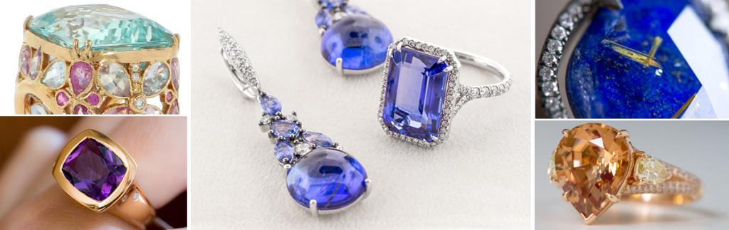 semiprecious gems nyc